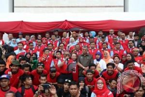 Wagub canangkan gerakan 1.000 masyarakat peduli HIV/AIDS