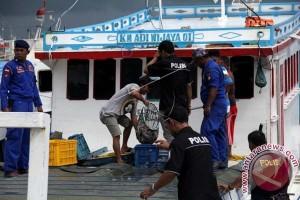 Polisi amankan tiga ton ikan berformalin