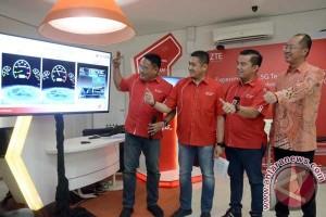 Telkomsel ujicoba jaringan 4.5G LTE di Sulsel