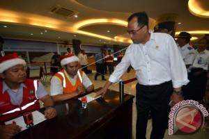 Menhub : Pelabuhan Makassar perlu perhatian saat liburan