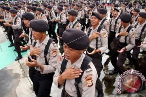 Polrestabes Makassar kerahkan 800 personel amankan Natal