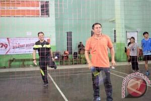 PBSI Sulsel apresiasi pertandingan bulutangkis LKBN Antara