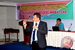 UNM motivasi mahasiswa KKN internasional melalui workshop