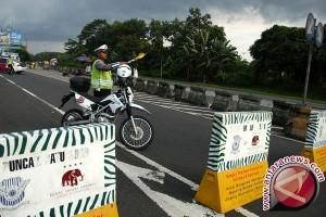 26 Ruas Jalan Makassar Ditutup 15 Jam