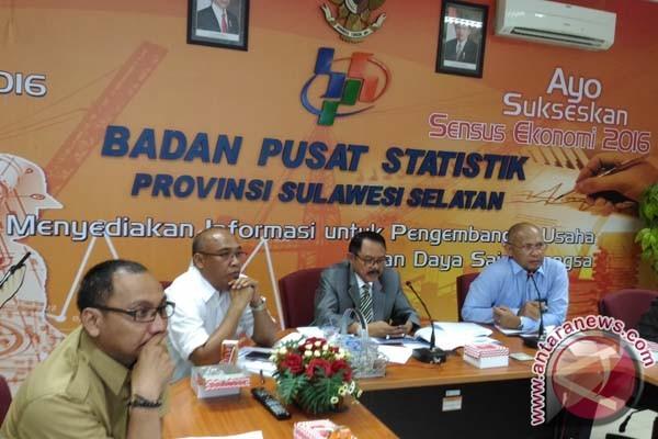 Inflasi Sulsel 0,30 Persen Pada Desember 2016