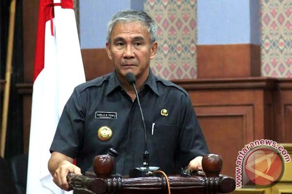 Gubernur Sulbar Kukuhkan 127 Kepala Sekolah