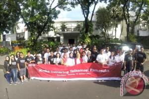 Telkomsel Gelar Silaturahmi Bersama Wartawan
