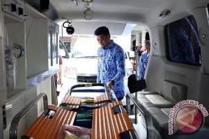 Bupati Gowa Serahkan Bantuan Ambulance Kemenkes