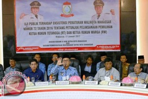 Peraturan Wali Kota Makassar Akan Revisi