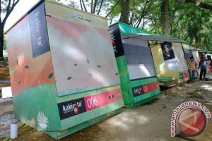 Dua Sentra PKL Hasil Relokasi Segera Dibuka