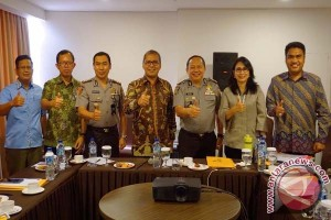 Pemkot Makassar Gandeng PTIK Ciptakan Keamanan