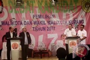 Debat Pilkada Kota Kupang Kurang Bermutu