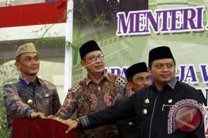 Menag Dukung Rencana Pembangunan Masjid Raya Gorontalo