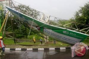 BPBD Kabupaten Kupang Data Korban Puting Beliung