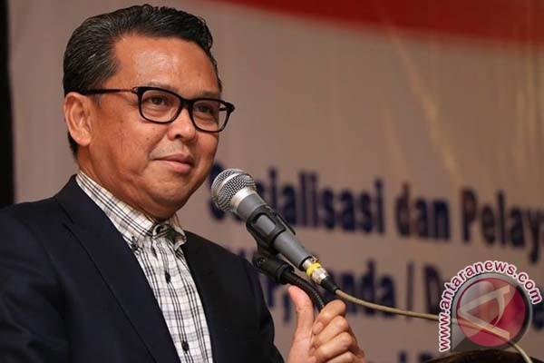 Nurdin Abdullah Lantik 138 Pejabat Pemkab Bantaeng