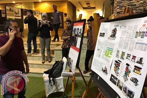 Pameran Archi Ray Bentuk Pembangunan Terhadap Makassar