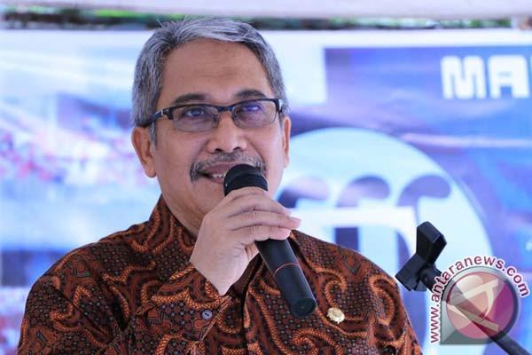 Wabup Bantaeng Serahkan LKPj Tahun 2016