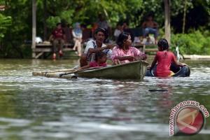 400 Rumah Kompleks Kodam III Terendam Banjir