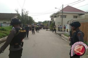 Kediaman Wali Kota Kendari Diduga Dilempar Bom