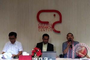 CRC Survei Pilkada Takalar Menangkan Petahana