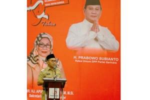 Wali Kota Makassar Apresiasi Zikir-Doa Gerindra