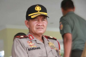 Keterpaduan TNI-Polri Warnai HUT Bhayangkara Di Sulbar