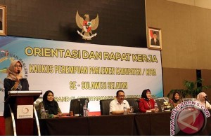 KPPI Sulsel Gelar Orientasi Retorika Persidangan