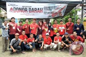 Kartapati Makassar Gelar Donor Darah