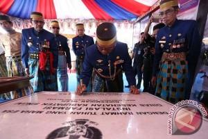 Wagub resmikan proyek Rp673,3 miliar di Sinjai