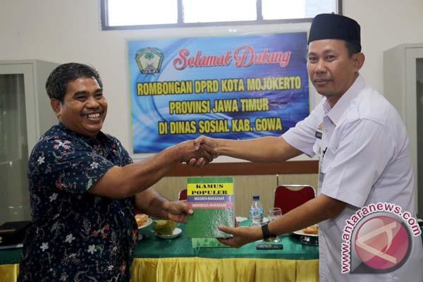 Mojokerto Belajar Penerapan SLRT Di Kabupaten Gowa
