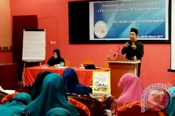 Aisyiah Maros Pelatihan Tokoh Agama Antisipasi TB