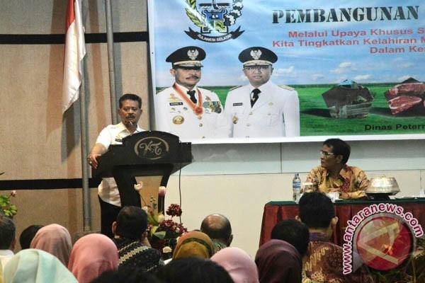 Gubernur Sulsel: Copot Pejabat Yang Gagal Upsus