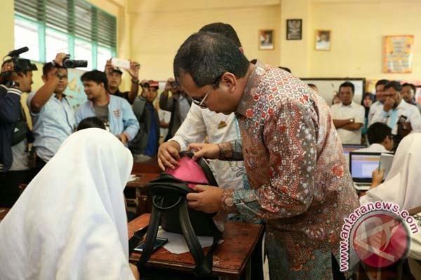 Wali Kota Makassar Sidak Sekolah Terkait Narkoba