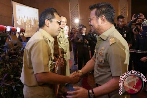 Pemkot Makassar Raih Penghargaan Penyusunan RKPD Terbaik