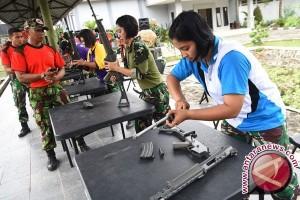Lantamal VI Latih Prajuritnya Bongkar Pasang Senjata