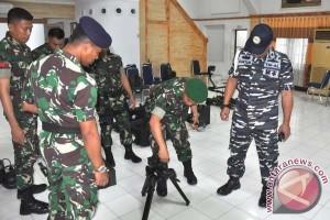 Lantamal VI-Yonzipur Latihan Bersama Penanggulangan Teror