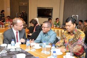Wagub Apresiasi Pembukaan Konsul Jerman Di Makassar