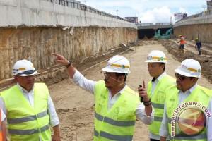 """""""underpass"""" Simpang Lima Mandai Berfungsi 19 Juni"""
