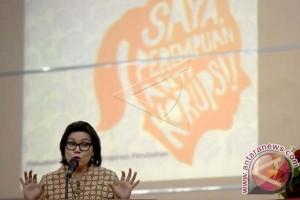 KPK  Dorong Perempuan Lapor Tindak Korupsi