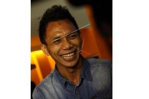 """Norman Kamaru Berperan Antagonis Di Film """"Pamanca"""""""