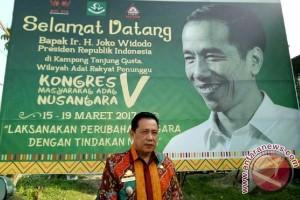 Wabup Sinjai Hadiri Kongres MAN di Medan