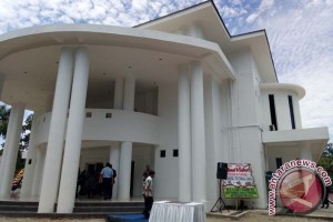 Rumah jabatan gubernur dan wagub mulai dibenahi