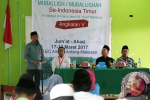 Wagub: Pelatihan Mubaligh Bekal Pembinaan Ummat