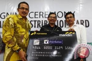 """Bank Mandiri Luncurkan """"Mandiri Distribution Card"""""""
