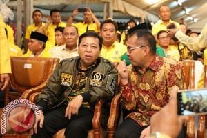 Setya Novanto Dukung Danny Di Pilkada Makassar