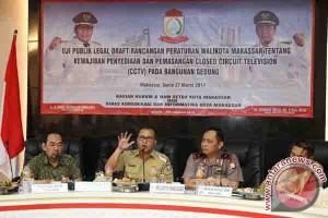 Makassar Miliki Perwali CCTV