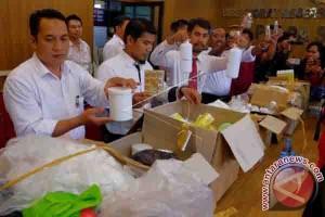 Polres Majene Gerebek Pembuatan Kosmetik Tanpa Izin