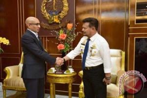 Singapura Jajaki Potensi Investasi Di Sulsel