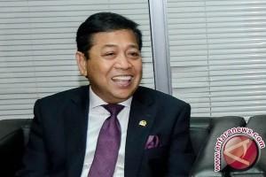 Setya Novanto Minta Kemenangan Di Sulsel