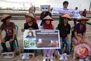 Walhi-Solidaritas Kendeng Lestari Tolak Pendirian Pabrik Semen
